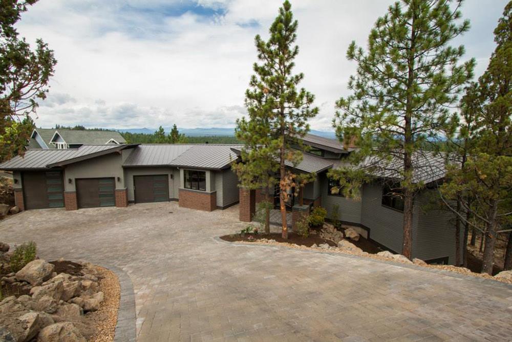 Awbrey Butte Modern Home